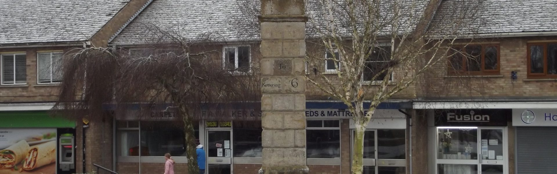 The Town Cross